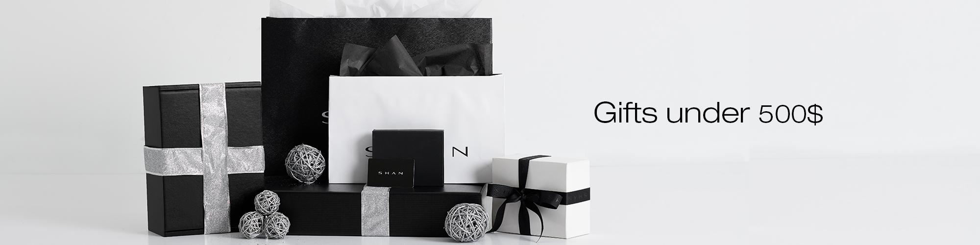 Gifts under 500$