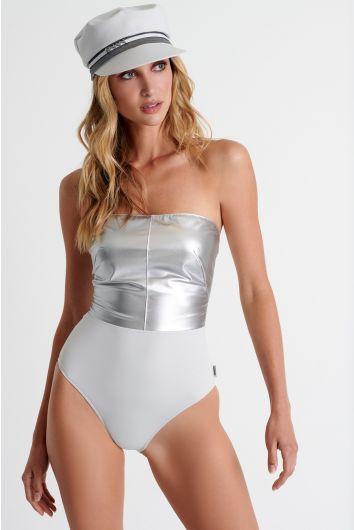 Glamorous bandeau swimsuit