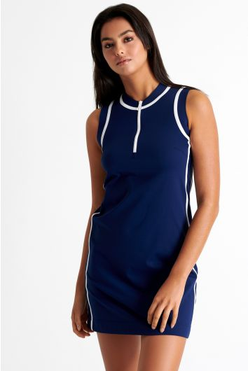 Sporty lycra dress