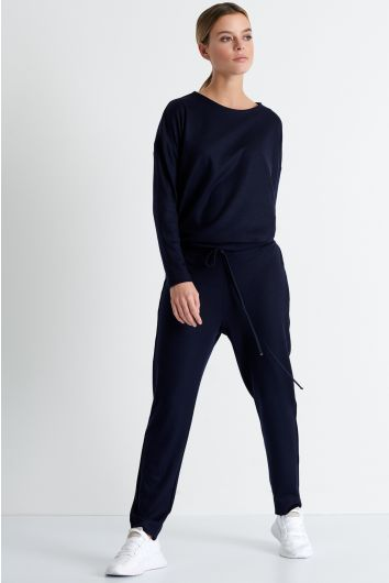 Casual wool trouser