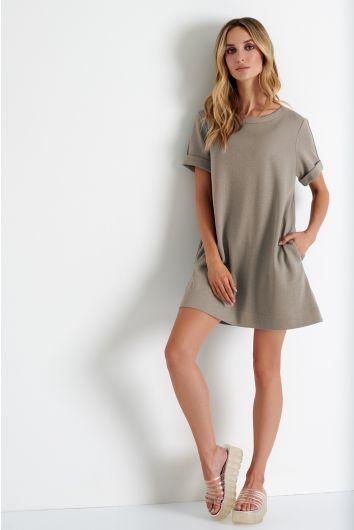 Lounge t-shirt dress