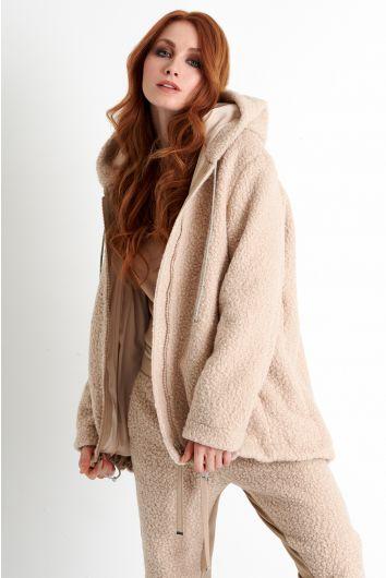 Fashion oversized jacket